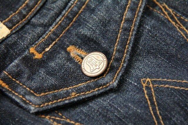 Button snapper untuk kantong