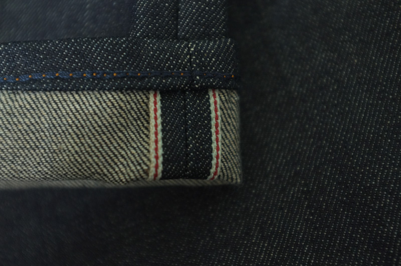 14oz red line selvage A510xx