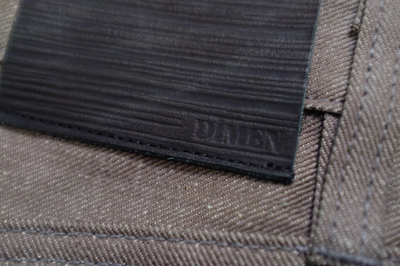 Dimen Tsuneki Patch