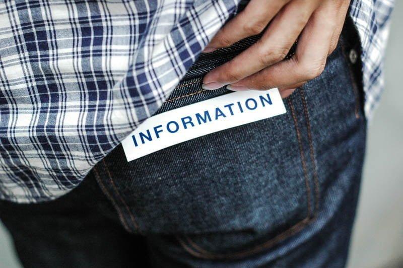 APC Information Tag